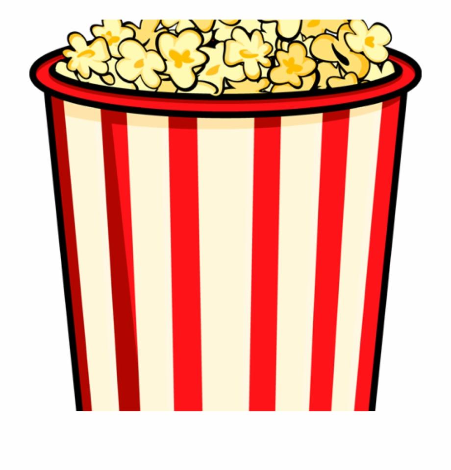 Popcorn Clip Art Group (+), HD Clipart.