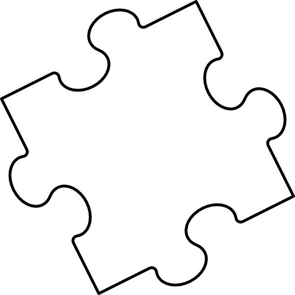 1000+ ideas about Puzzle Piece Template on Pinterest.
