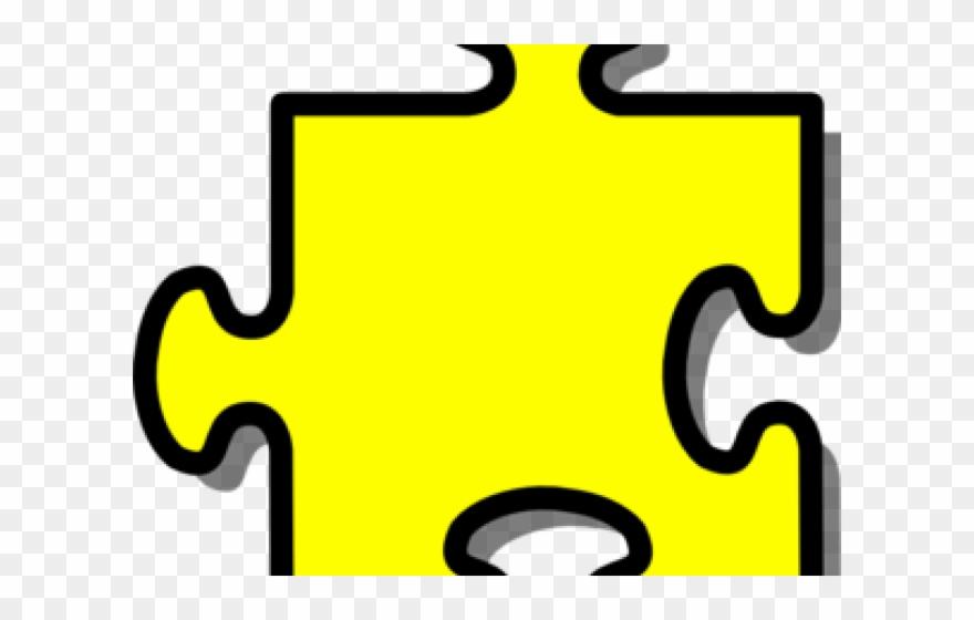 Puzzle Clipart Puzzle Piece , Png Download.