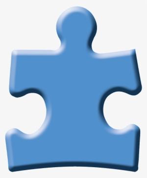 Autism Puzzle Piece Png PNG Images.