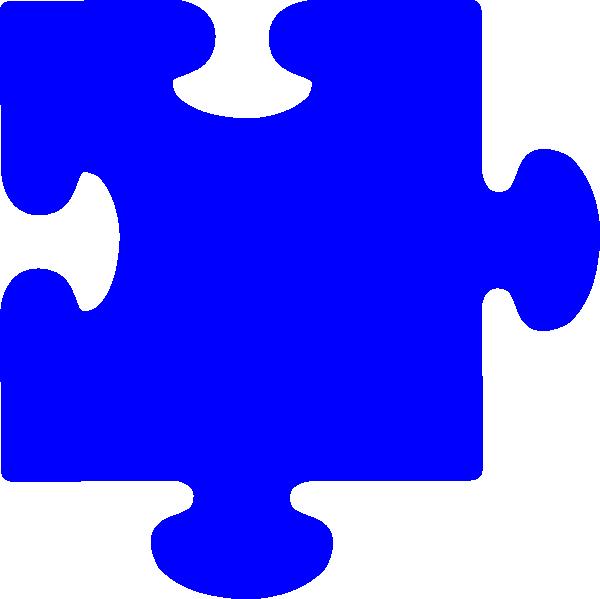 Puzzle Pieces Clip Art.
