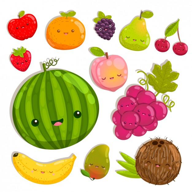 Fruits Vectors, Photos and PSD files.