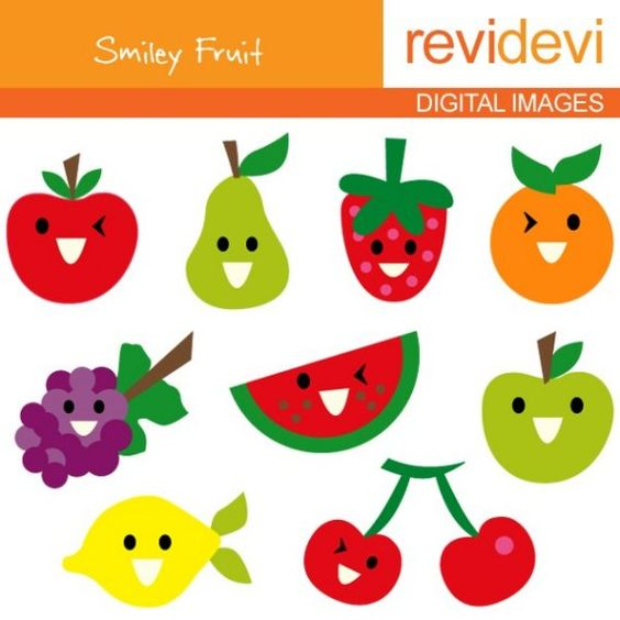 Smileys, Fruit and Commercial on Pinterest.