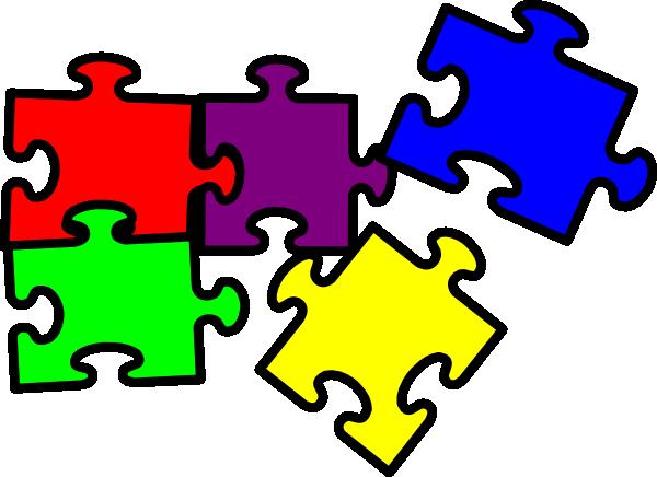 Puzzle Pieces Clipart Hi.