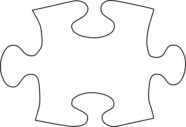Free Puzzle Pieces Template, Download Free Clip Art, Free.