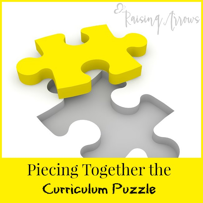 Piecing Together the Curriculum Puzzle.