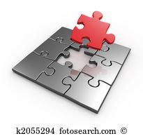 Piecing together puzzle Clipart and Stock Illustrations. 3,352.