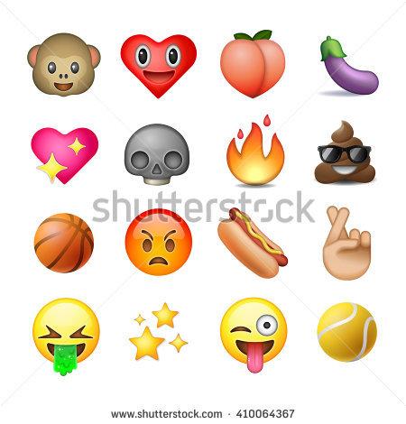 Emoticon Stock Photos, Royalty.