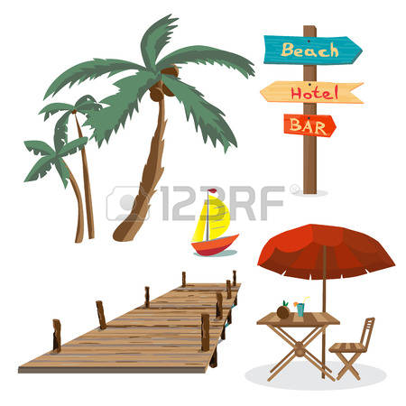 6,535 Pier Cliparts, Stock Vector And Royalty Free Pier Illustrations.