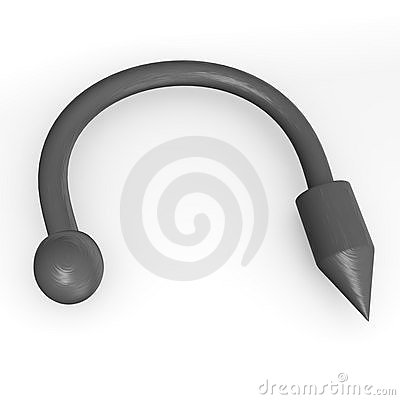 Clip Art Dimple Piercing Clipart.