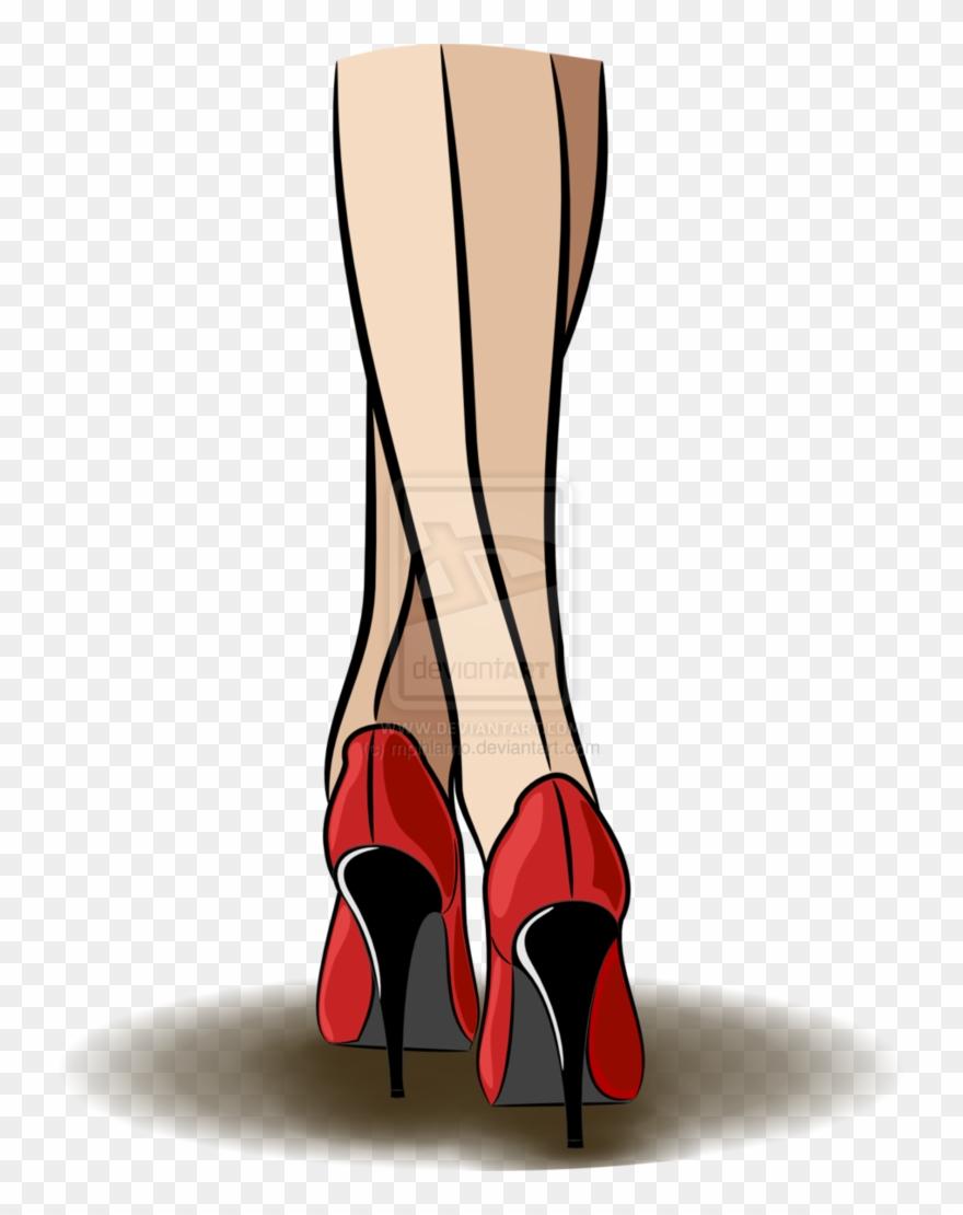 Png Royalty Free Download Stock Image Of Heels Art.
