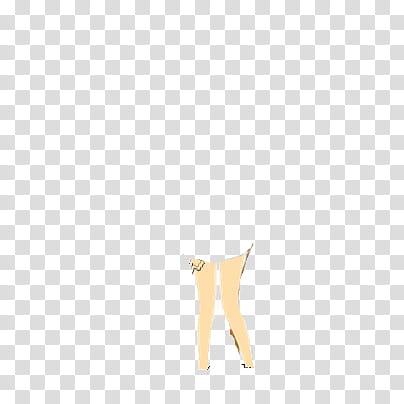 Piernas de nena transparent background PNG clipart.