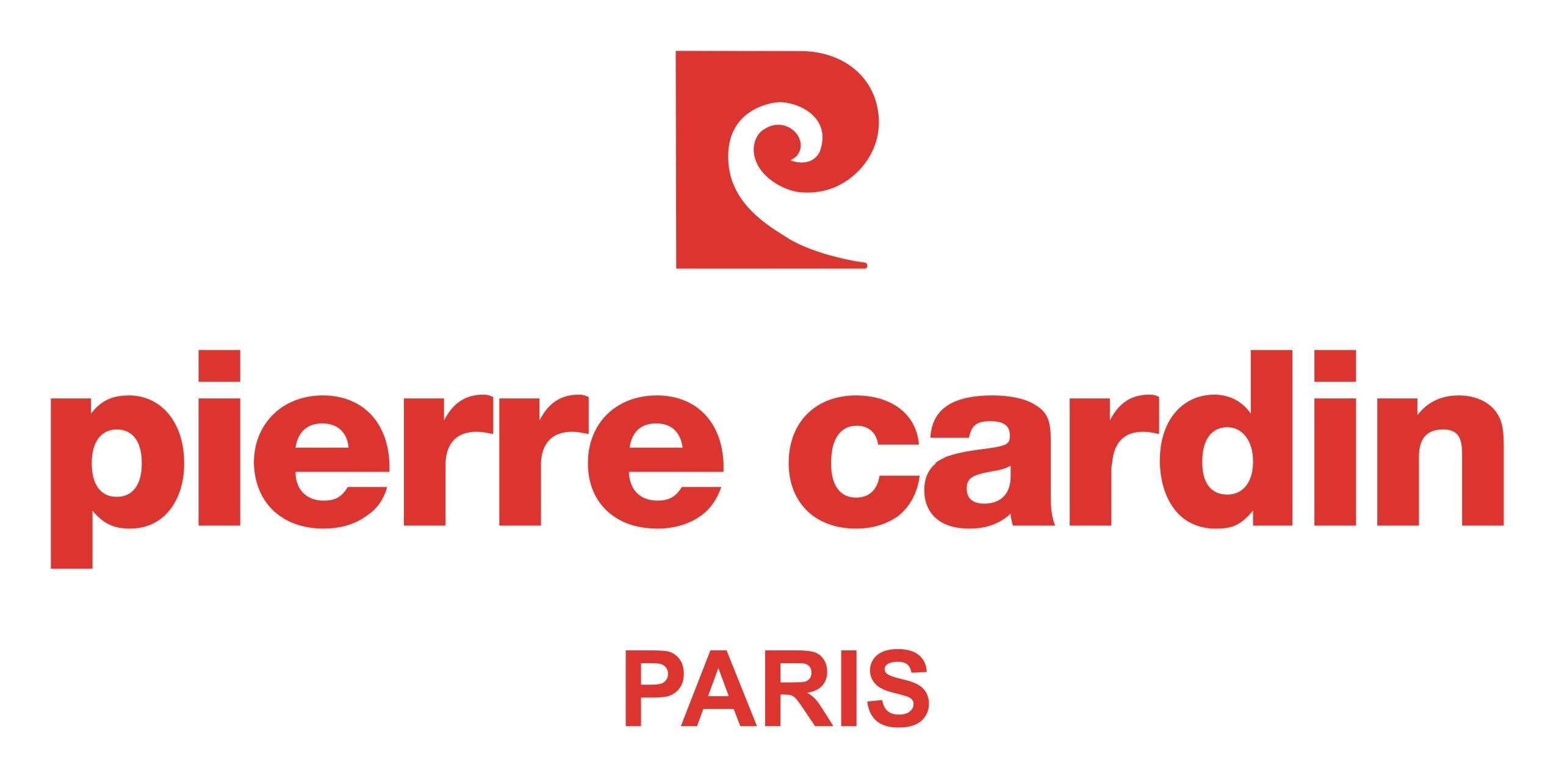 Image result for pierre cardin logo.