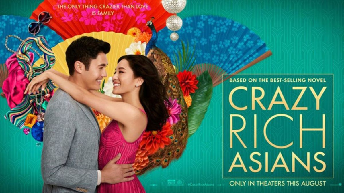 Sycophants in Kevin Kwan\'s Crazy Rich Asians.