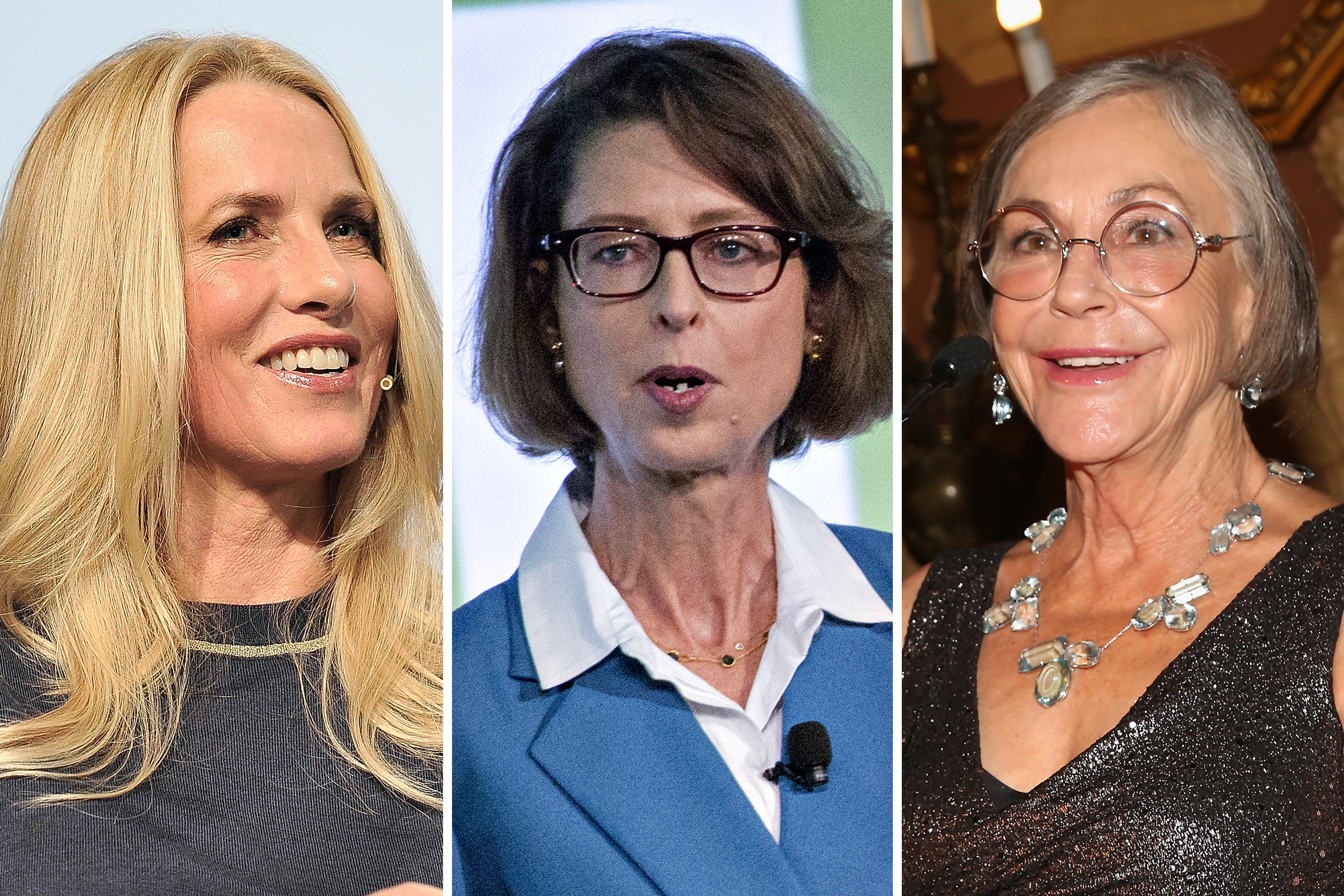 The 10 Richest Women in America.
