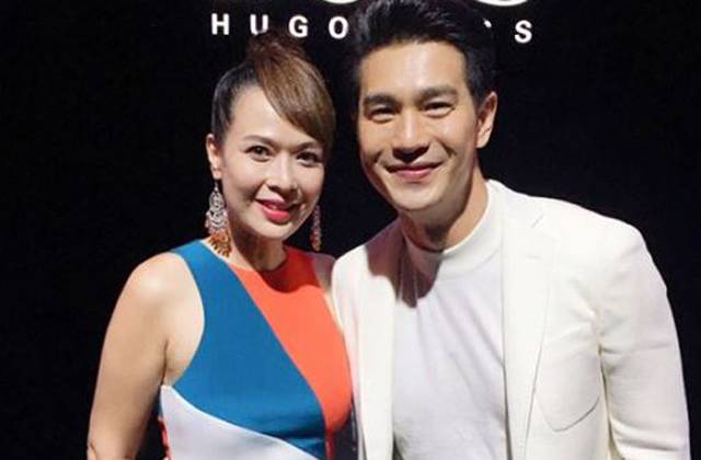 Why Singapore celebrity couple Pierre Png, Andrea de Cruz.