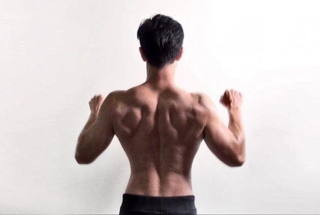 Crazy Rich Asians: Pierre Png\'s Secret Back Workout!.