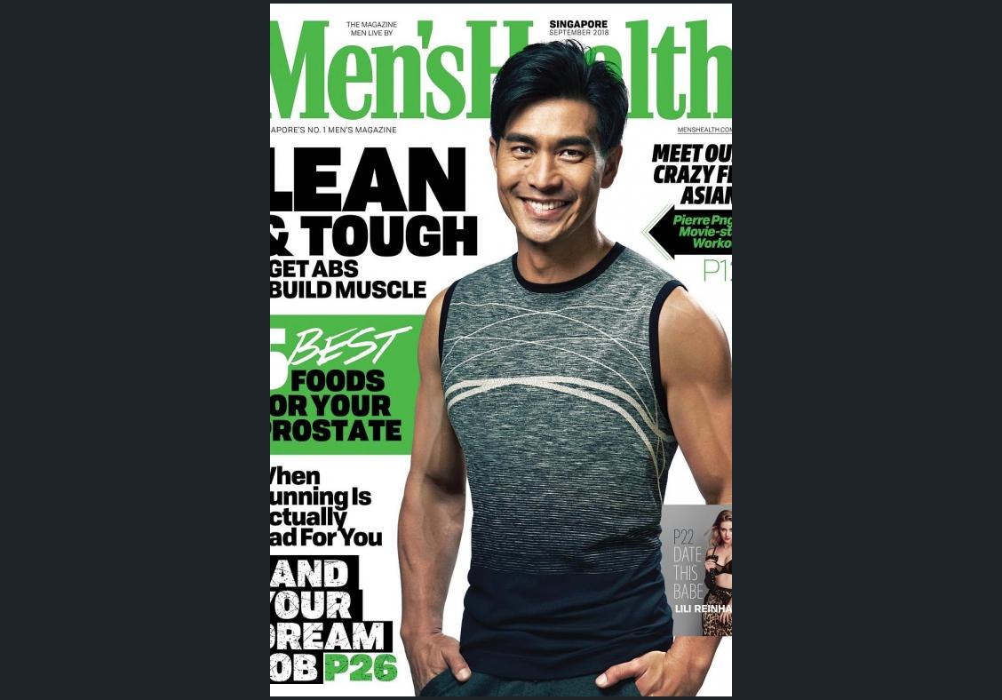 Crazy Rich Asians star Pierre Png\'s pearls of wisdom to.