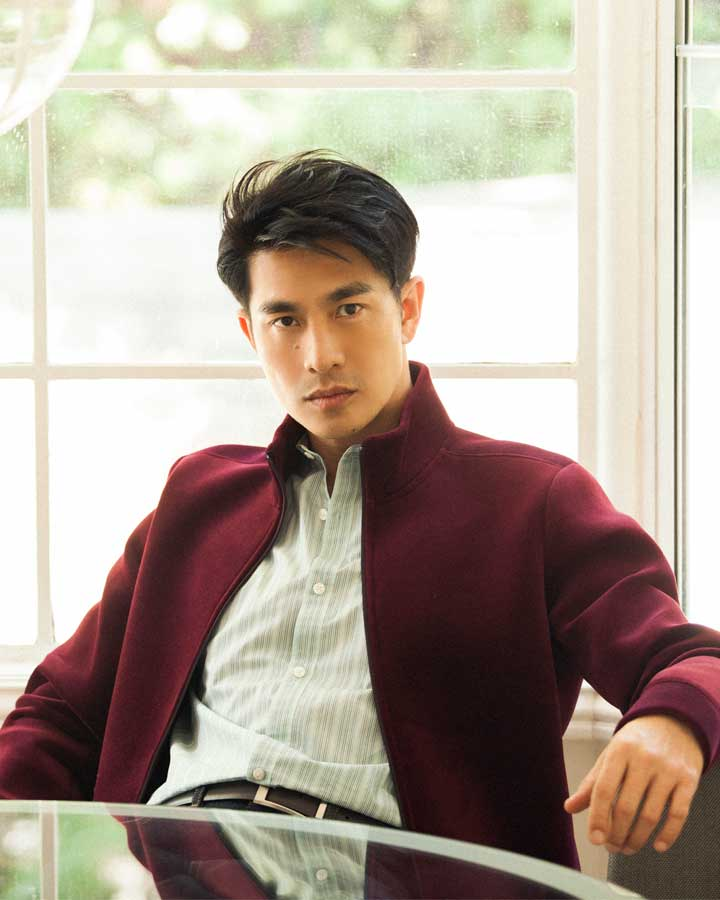 Interview Pierre Png \'Crazy Rich Asians\'.