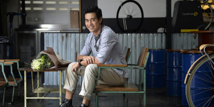 Pierre Png On His Steamiest Scene in The Upcoming \'Crazy.