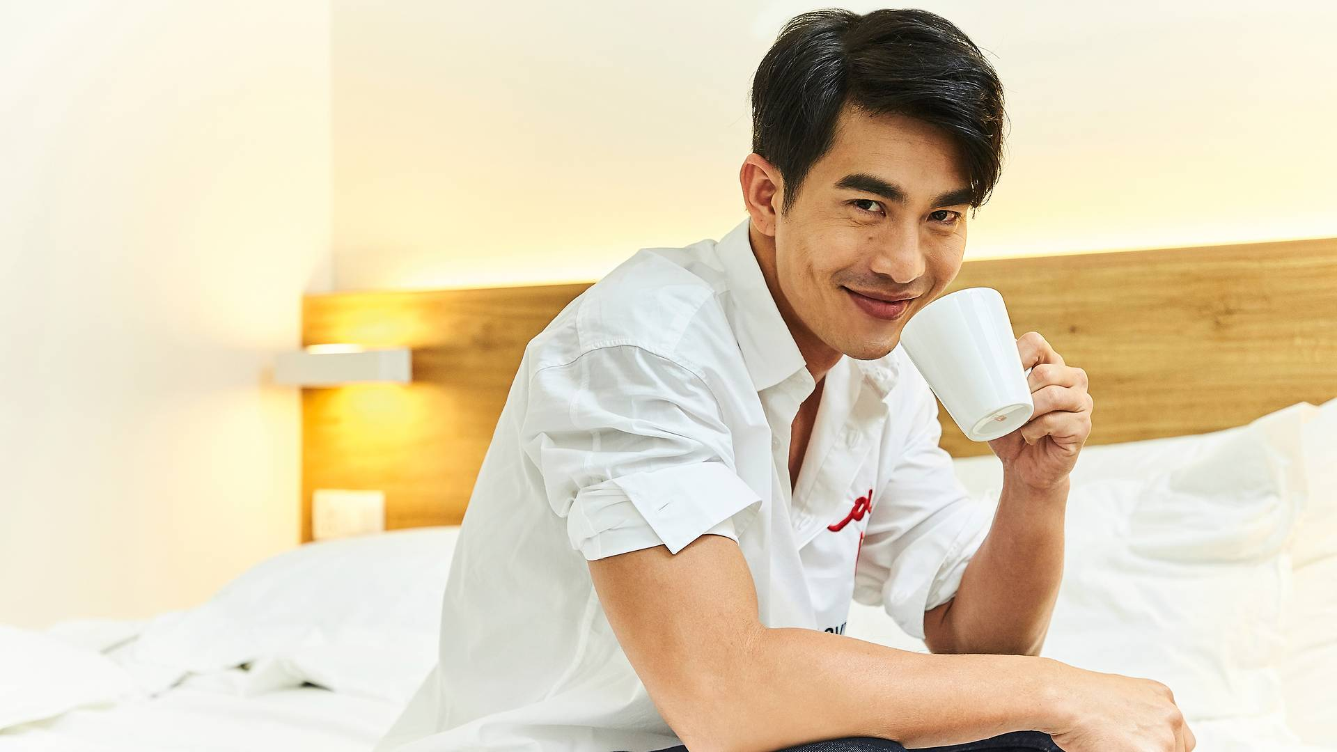 Crazy Rich Asian\'s Pierre Png Is The Most Hardworking.