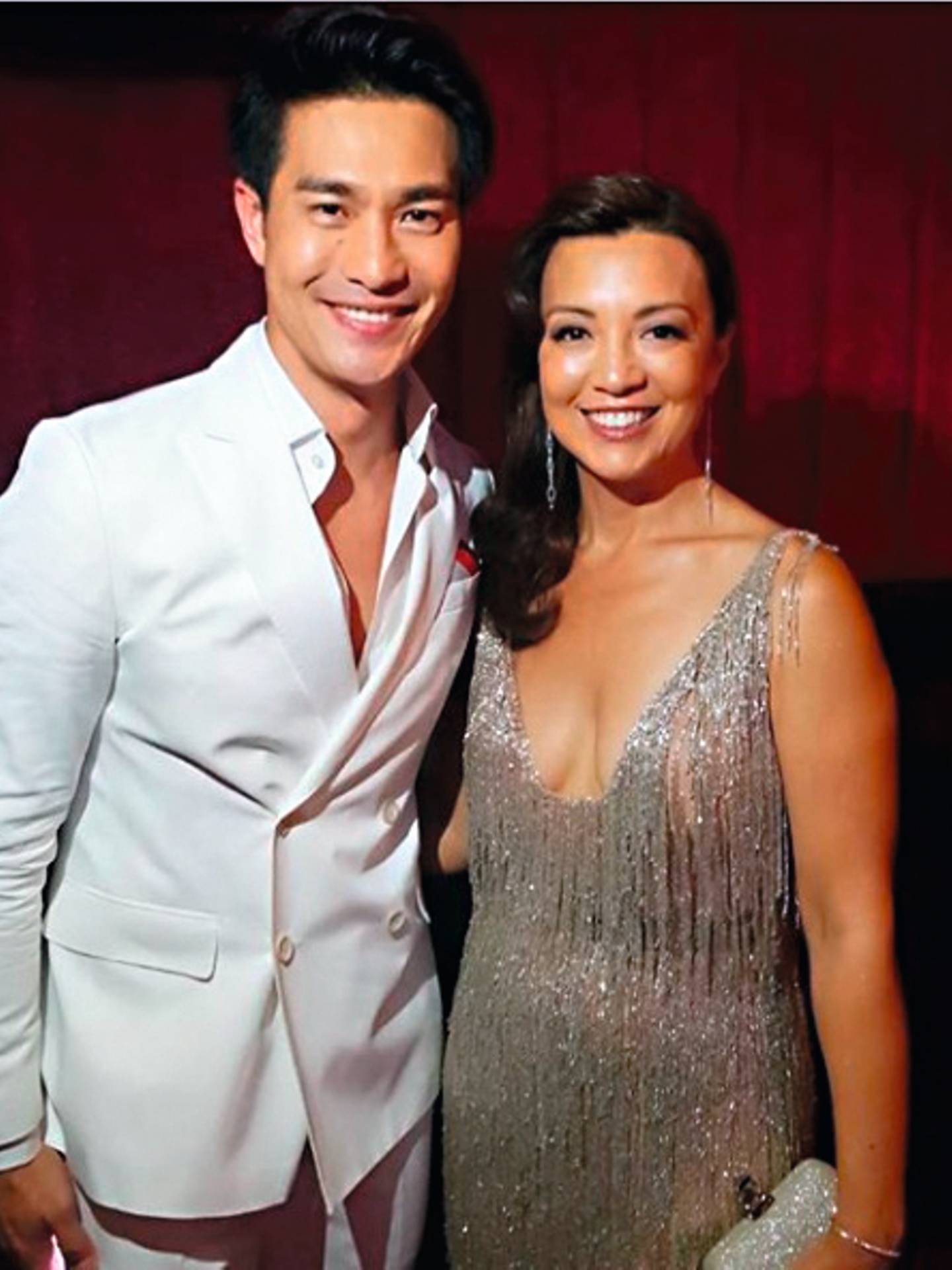 Pierre Png On How Nervous He Was On The Crazy Rich Asians.