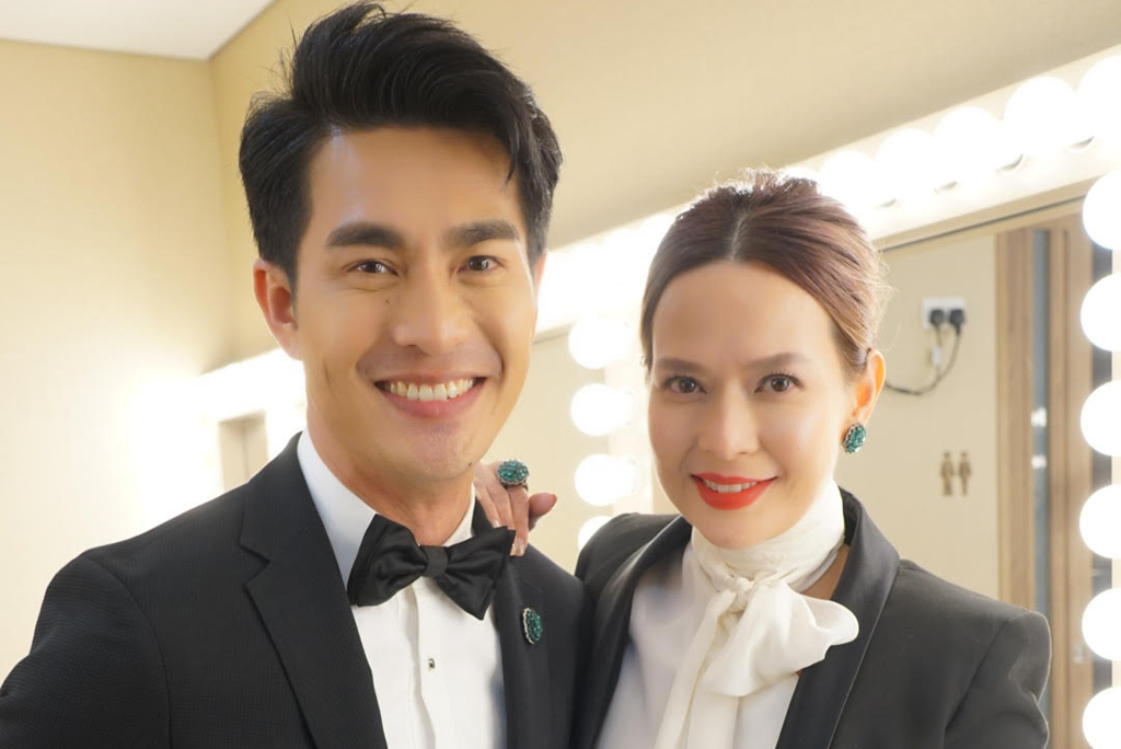 Meet Redbrick\'s New Celebrity Ambassadors, Pierre Png and.