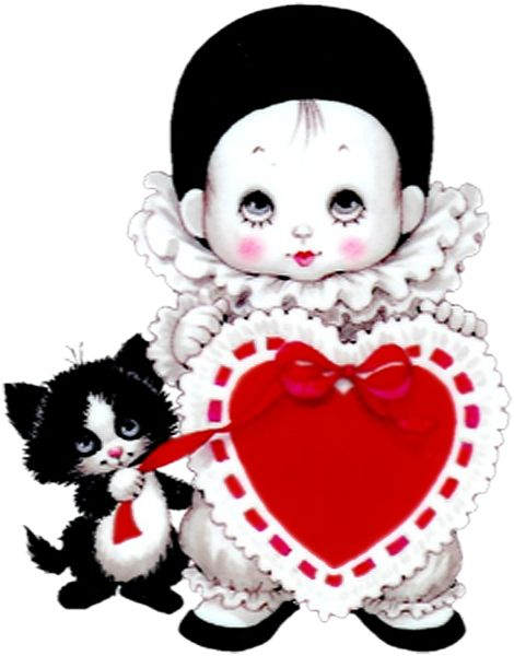 1000+ images about ✧Pierrot✧ on Pinterest.