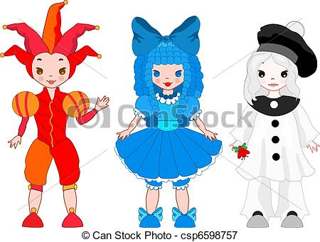 Pierrot Illustrations and Clipart. 182 Pierrot royalty free.