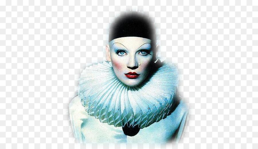 Pierrot Head png download.
