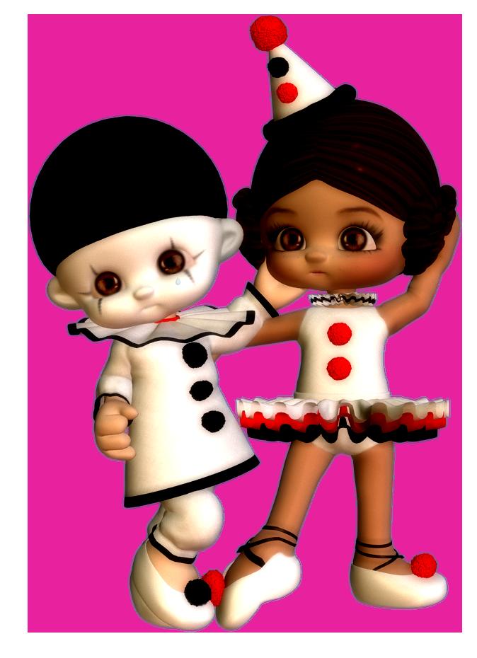 Pierrot png 7 » PNG Image.
