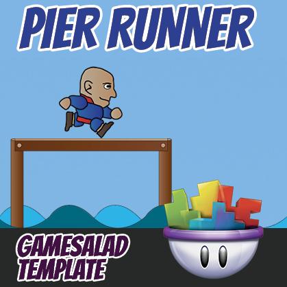 Pier Runner.