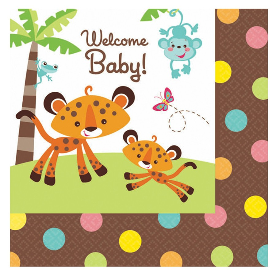 Welcome New Baby Clipart.
