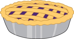 Clipart pies.