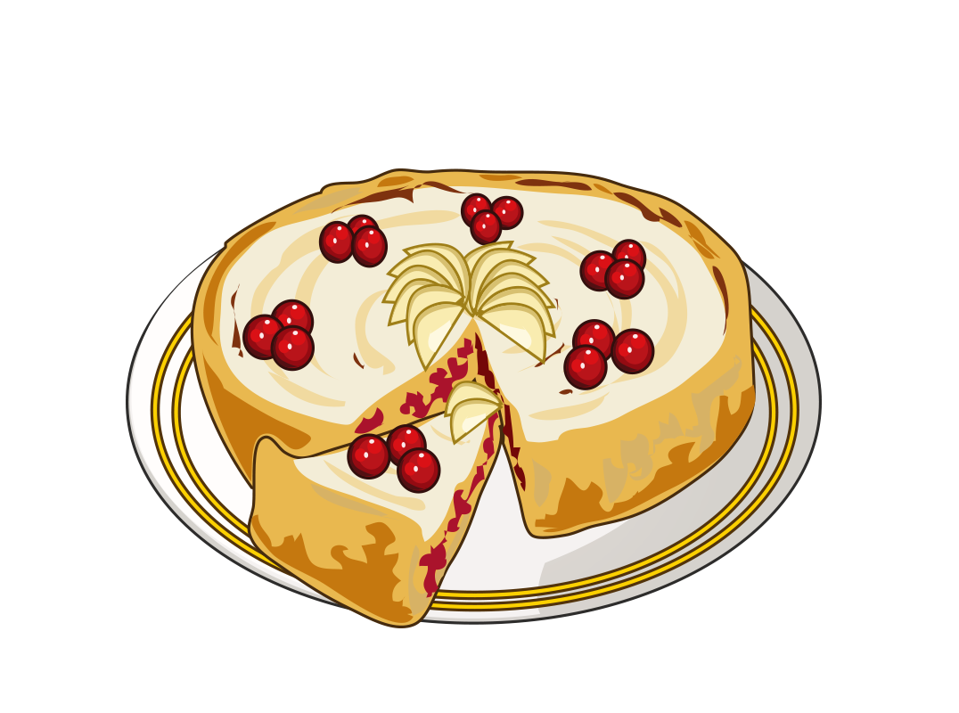 Free PNG Cakes And Pies Transparent Cakes And Pies.PNG.