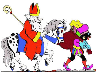 Sint En Piet Cliparts.