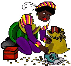 Zwarte Piet Cliparts.