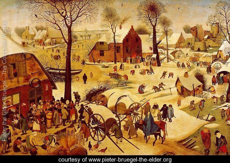 Images : Bruegel The Elder.