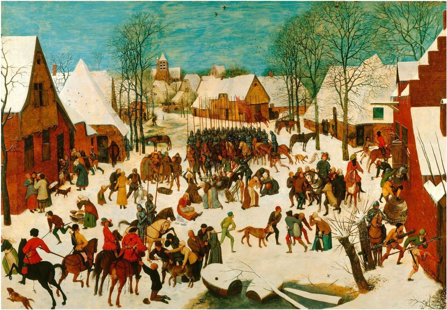 Pieter Bruegel the Elder.