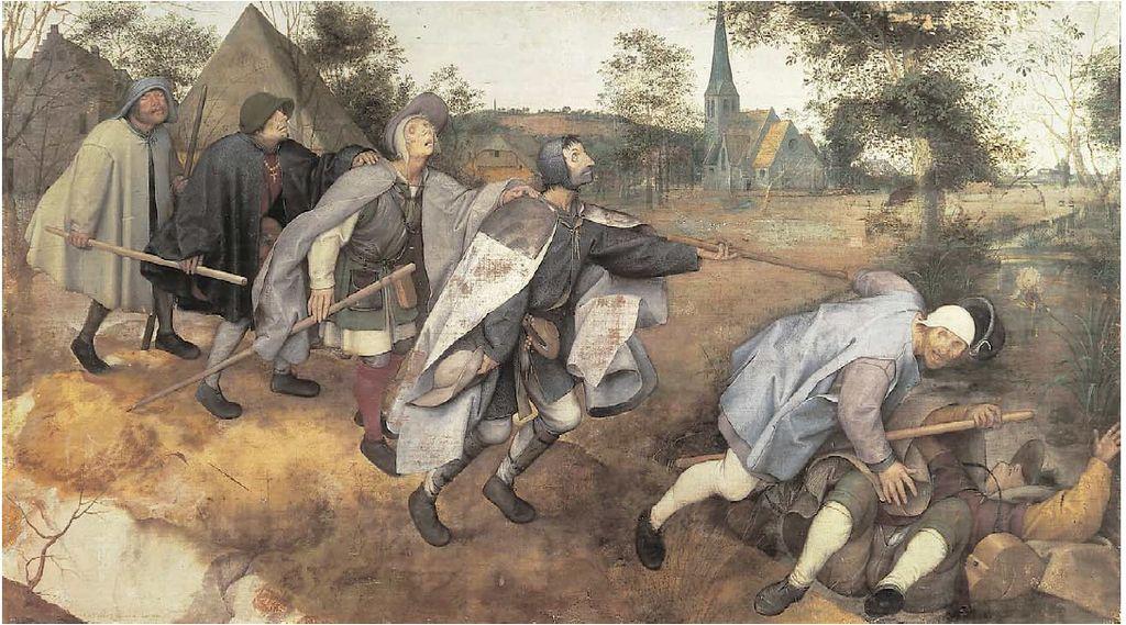The Blind Leading the Blind, 1568 Pieter_Bruegel_the_Elder.