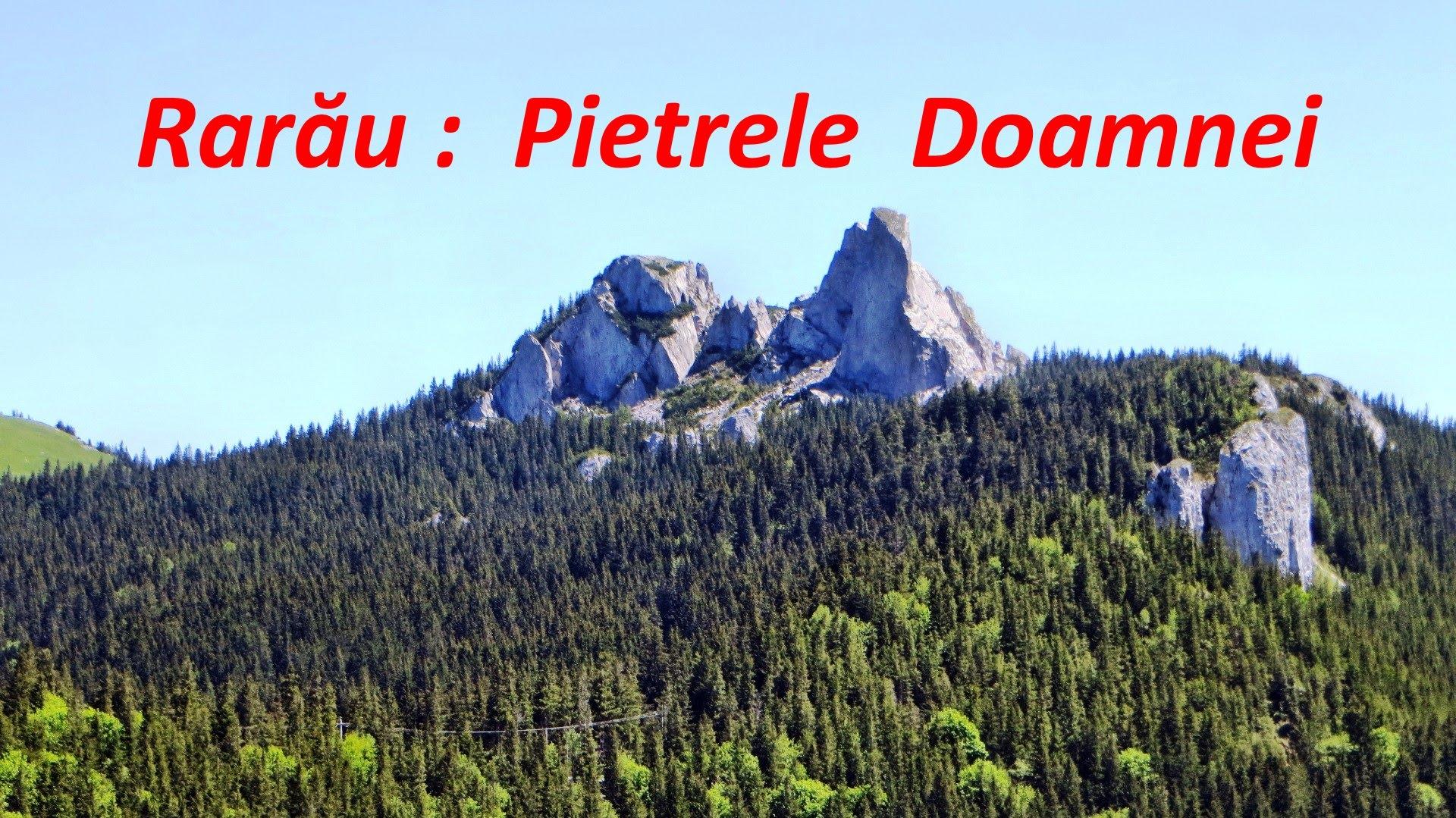 Munții Rarău.