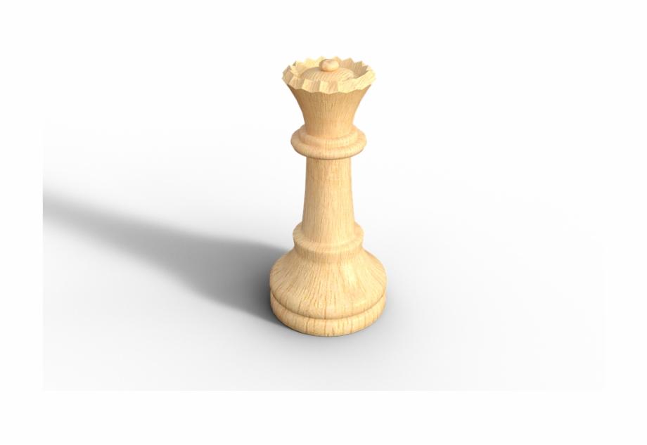 Chess Piece Png Pieza Reina Ajedrez Png.