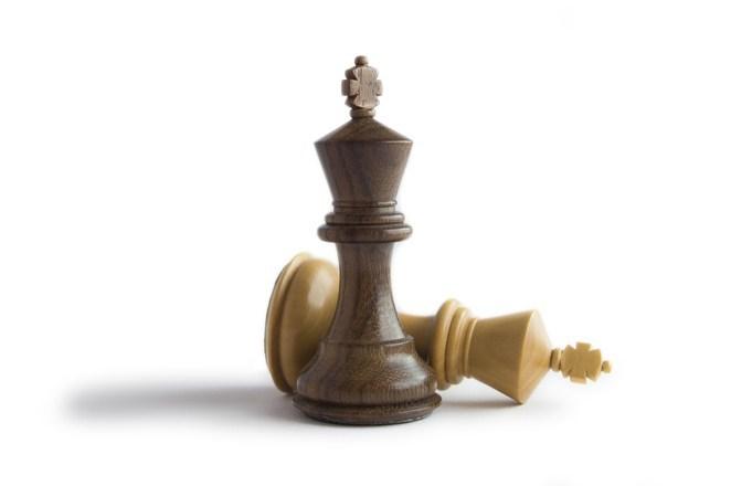 3. El Rey, la pieza más importante del Ajedrez.