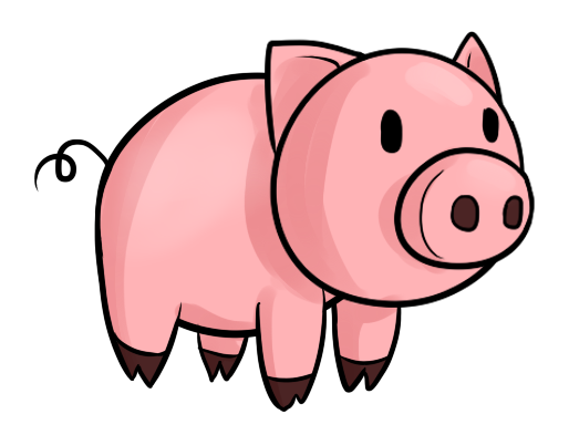 Free Pictures Of A Cartoon Pig, Download Free Clip Art, Free.
