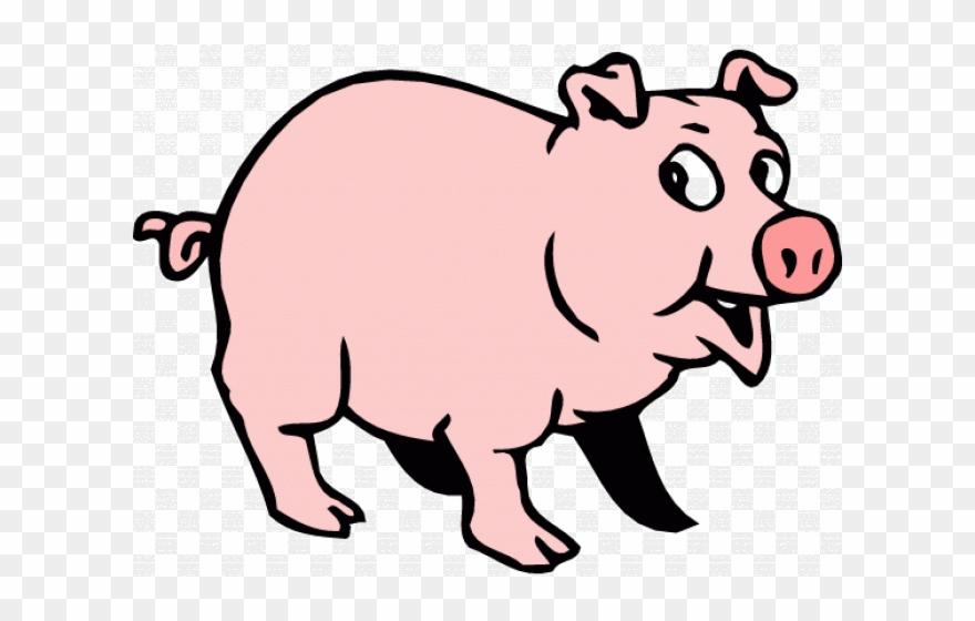 Pig Clipart Pork.