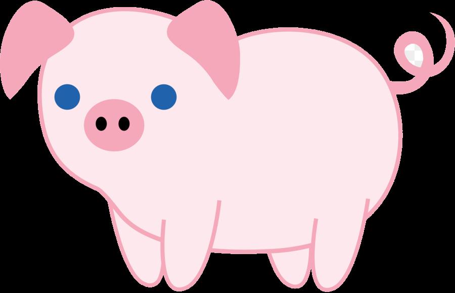 Pig Domestic Piglet Cuteness Clip Art Cute Cliparts Free.