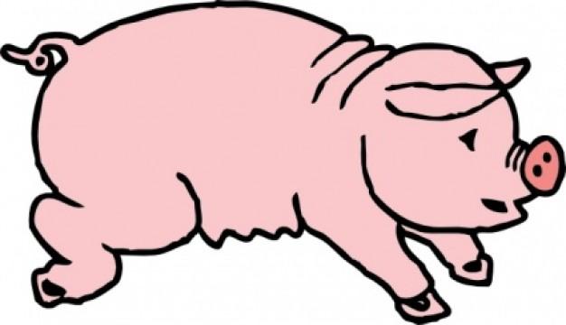 Pig Clip Art Free Download.