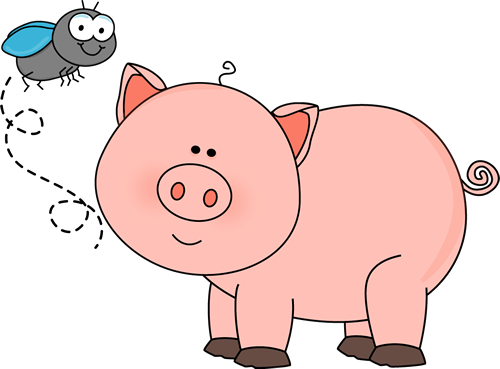 Pig Clipart craft projects, Animals Clipart.