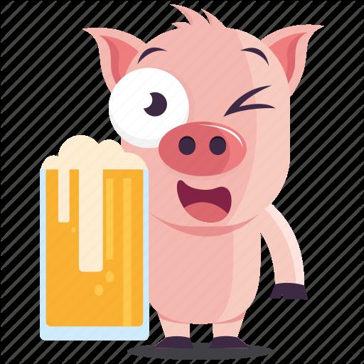 \'Pig\' by Metropolicons.com.