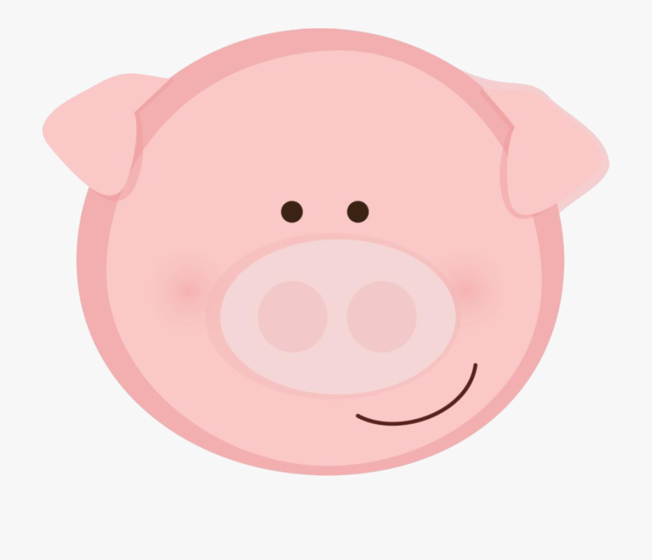 Clipart Pig Face Clip Art Library.